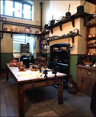 Beaulieu kitchenb