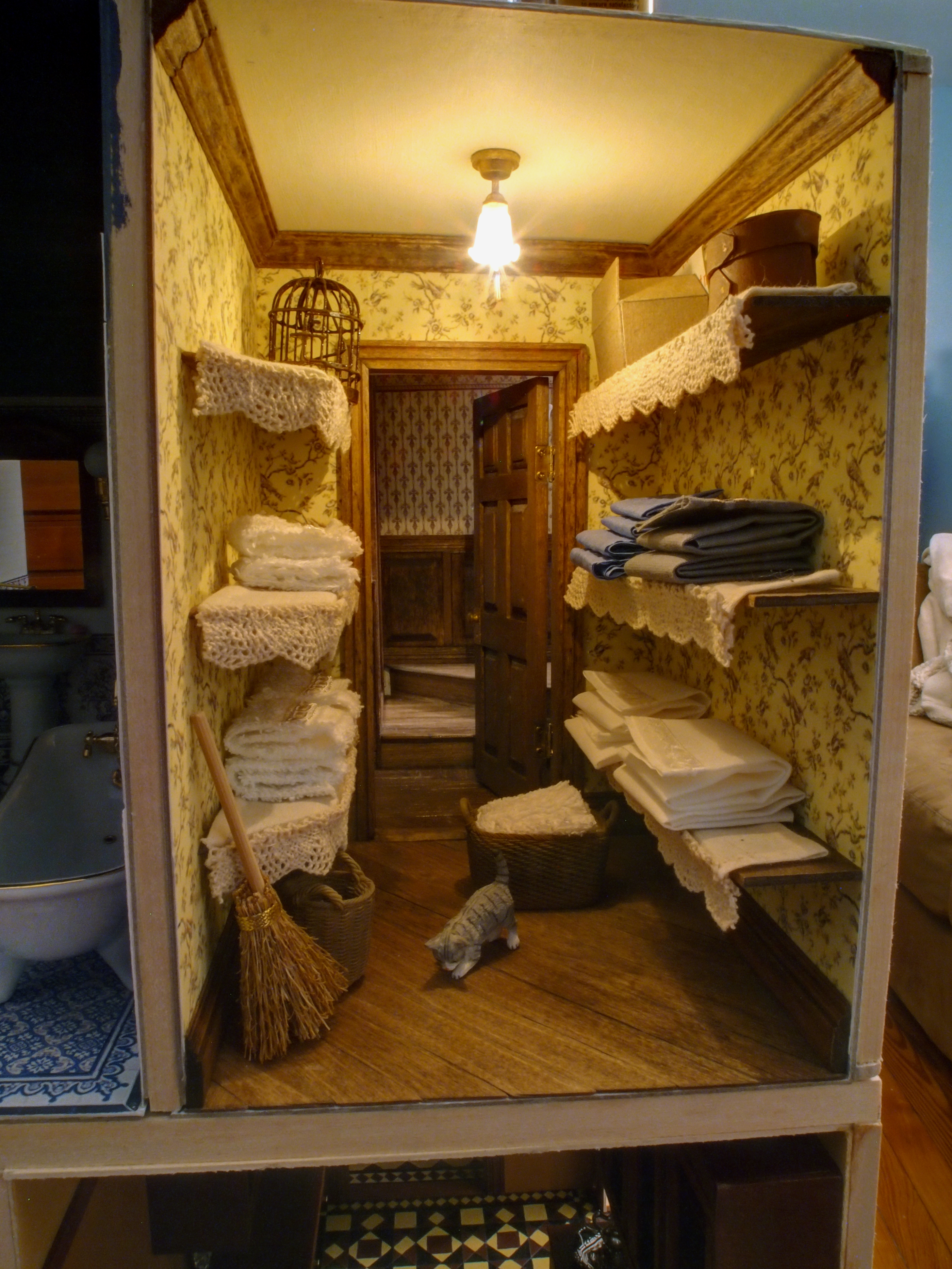 1000 Images About Miniature Victorian Dollhouse Ideas On
